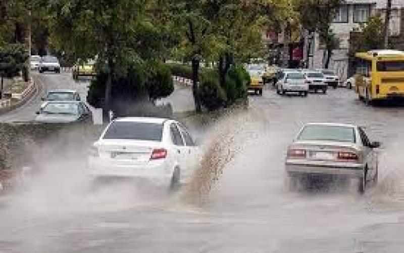 آلودگی هوای بارانی تهران برای گروههای حساس