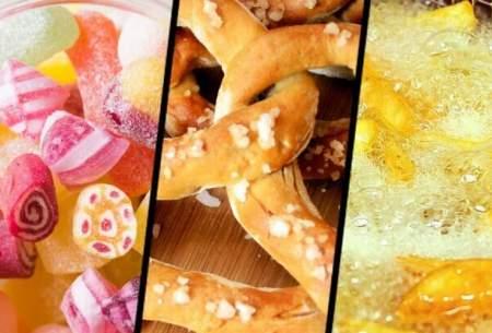 این ۹ خوراکی را به خاطر قلب خود هرگز نخورید