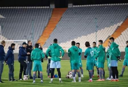 ستارههای سرشناس بوسنی در بازی فرداشب با تیم ملی