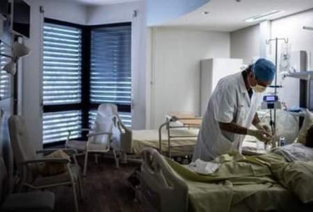 کرونا عامل یک چهارم از مواردمرگ و میر در فرانسه