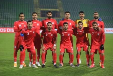 تیم ملی فوتبال ایران «تازه تاسیس» است