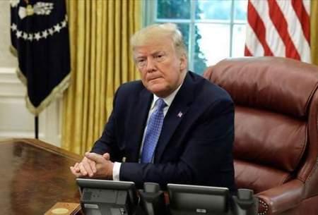 ترامپ از یک مدرک تقلب در انتخابات رونمایی کرد