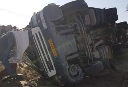 حادثه رانندگی در سبزوار ۲ کشته داشت