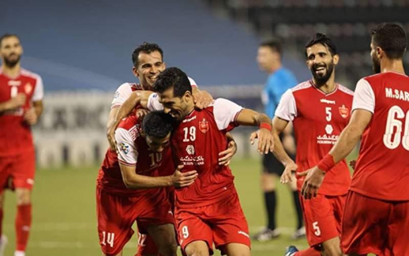 حضور پرسپولیس در فینال لیگ آسیا تایید شد