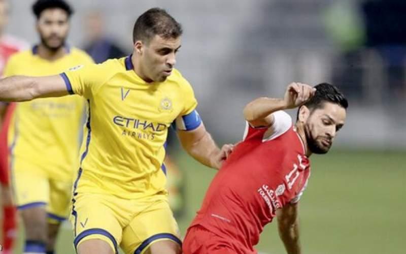 تایید رد درخواست استیناف النصر توسط AFC