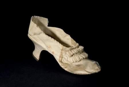 فروش فراتر از انتظار کفش آخرین ملکه فرانسه