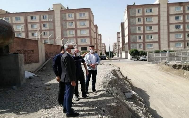 مسکن ملی تهرانسر، هنوز اندر خم یک کوچه!