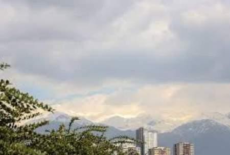 هوای پایتخت «قابل قبول» است