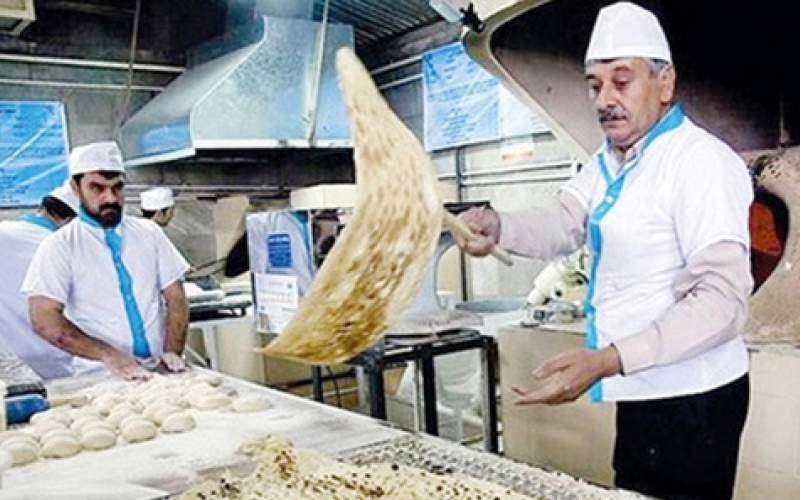 تنها ۷۶ هزار تومان دستمزد در قبال تولید نانِ مردم