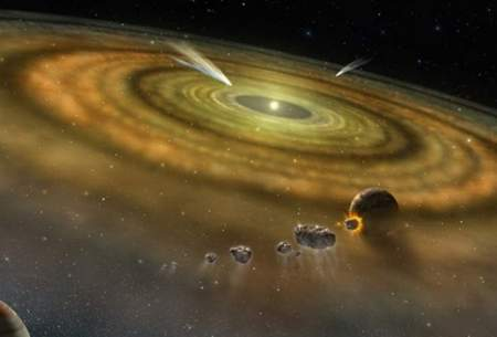 زمان شکلگیری منظومه شمسی مشخص شد