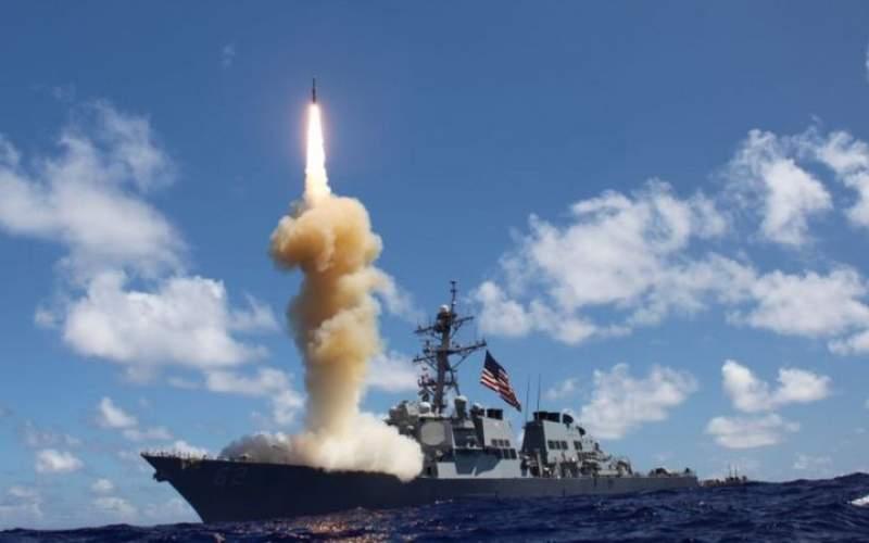 انهدام موشک قارهپیما برای اولین بار از روی ناو