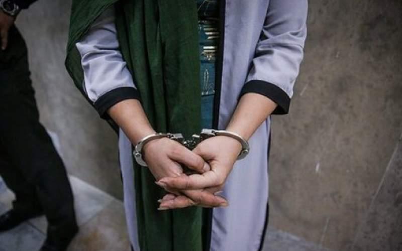 هفتتیرکشی زن جوان وسرقت از شوهر نگونبخت