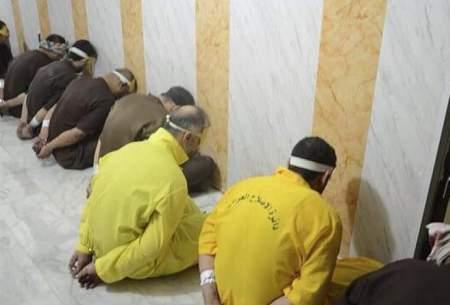 اعدام 21 نفر  به جرم جنایات تروریستی