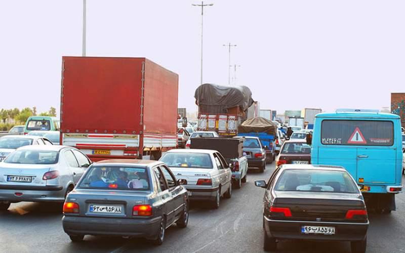 جریمه تردد در جادههای بین استانی چقدر است