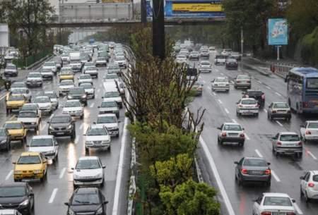 ترافیک سنگین در تمامی معابر پایتخت