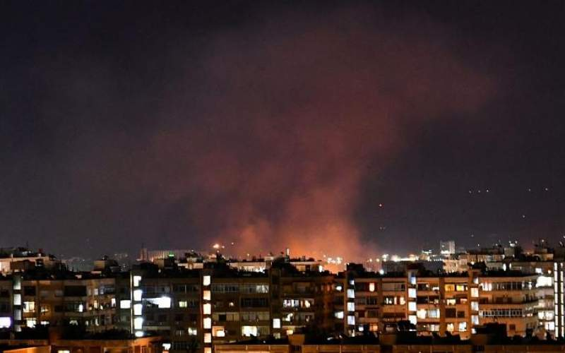 اسرائیل: مواضع ایران را در سوریه بمباران کردیم