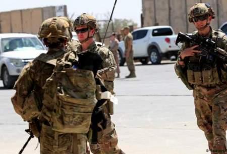 حمله به اطراف سفارت آمریکا در بغداد