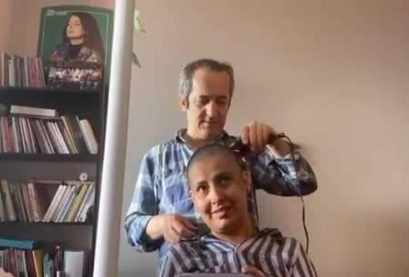 همراهیِ هنرمندانه با سرطان؛ یک ویدئوی اشکی