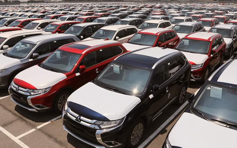 ریزش ادامه دار قیمت خودروهای خارجی