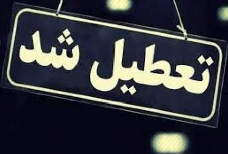 جزییات تعطیلی 2 هفتهای کرونایی در کرمانشاه