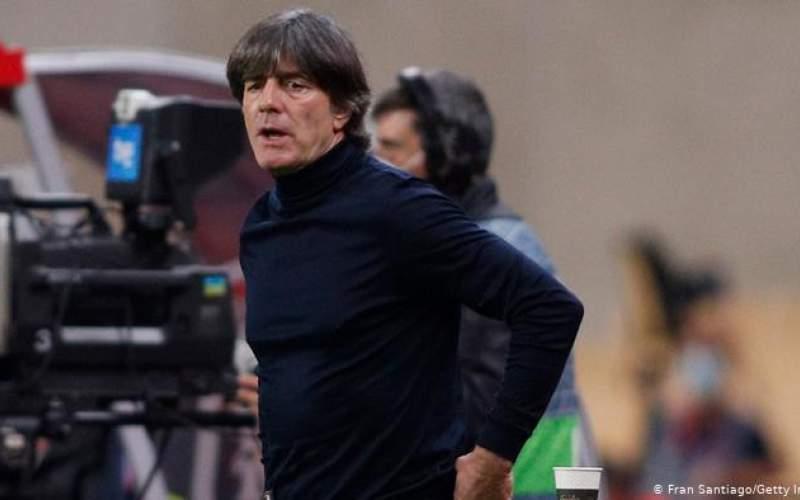 بحث بر سر برکناری سرمربی تیم  فوتبال آلمان