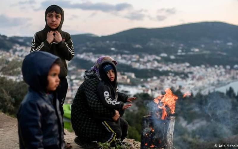 انتقاد از یونان به خاطر بدرفتاری با پناهجویان