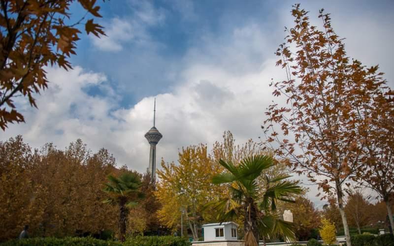 """تنفس در تهران """"قابل قبول"""" است"""