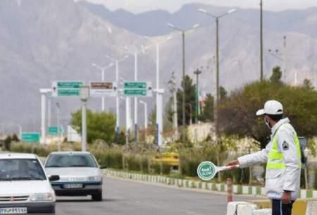 ترافیک روان جادهها در صبح آخرین روز آبان