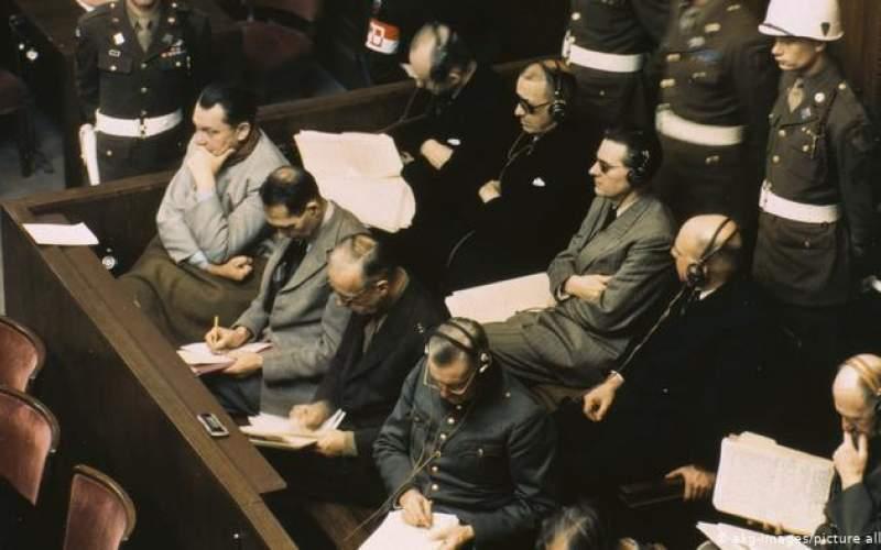 دادگاه نورنبرگ؛ آغازی برای محاکمه جنایتکاران