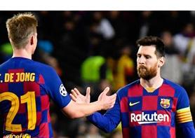 نظرکرده کومان در بارسلونا: فرانکی دییونگ