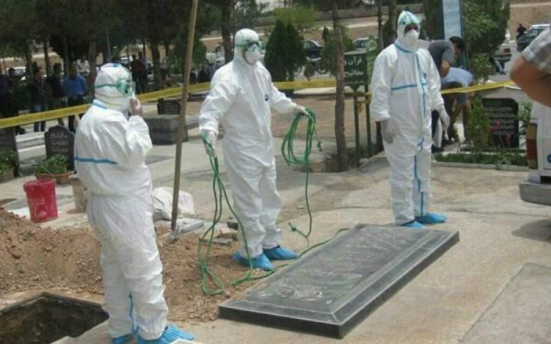 ۸۰ بیمار کرونایی در اردبیل جان باختند