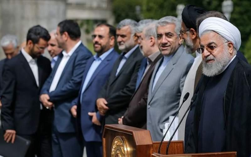 آقای روحانی! اکنون وقت حساب است