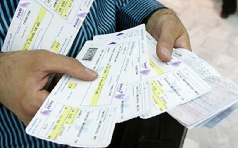 برای بیماران کرونایی بلیت هواپیما صادر نمیشود
