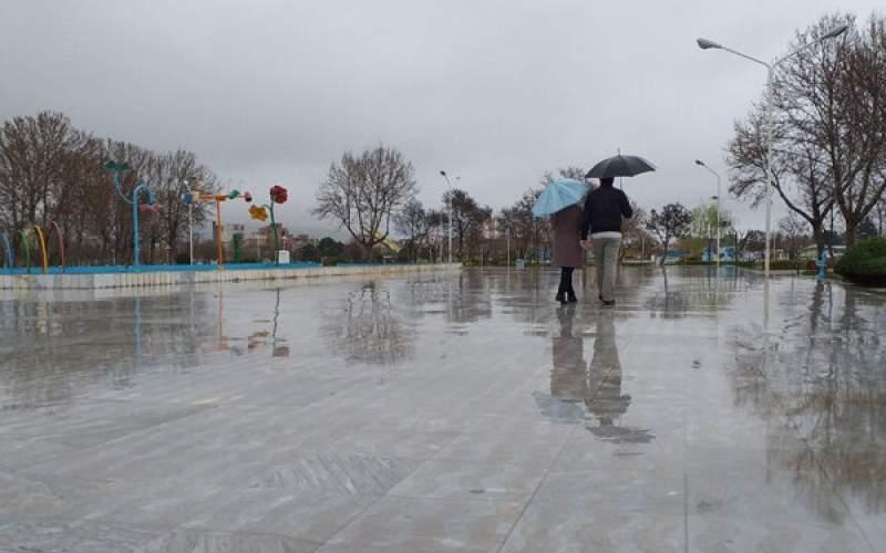 بارش باران امروز در ۱۲ استان شدت می گیرد