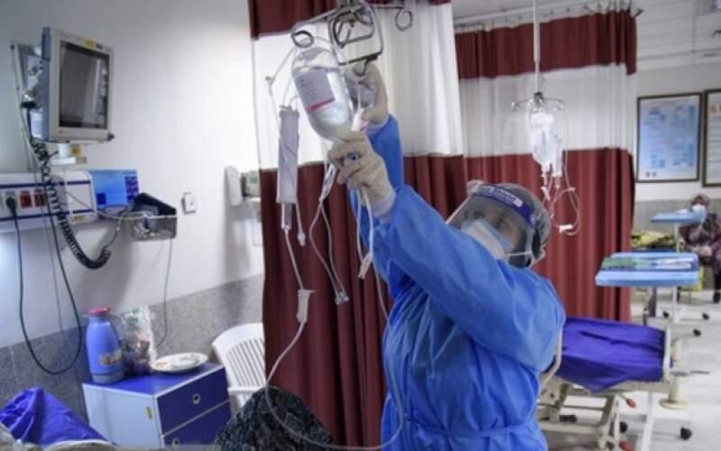 بستری ۷۵۱ بیمار کرونایی در مازندران