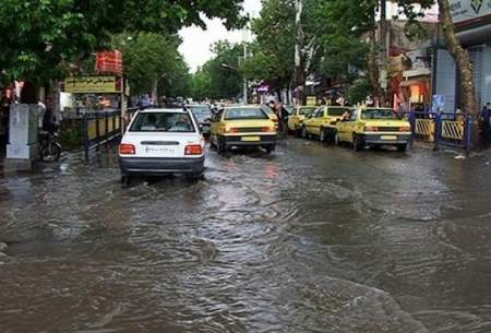 هشدار وقوع سیل در تهران
