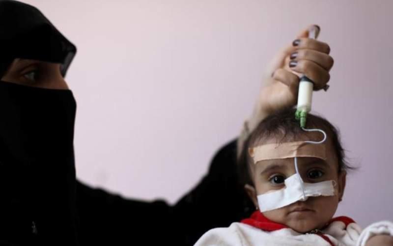 وقوع بدترین قحطی جهان در  یمن