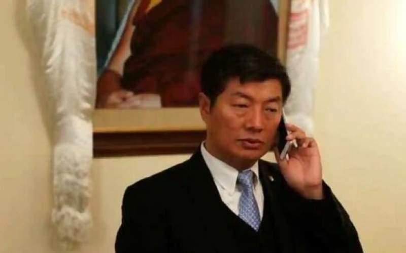 رهبر تبت پس از ۶۰ سال به کاخ سفید رفت