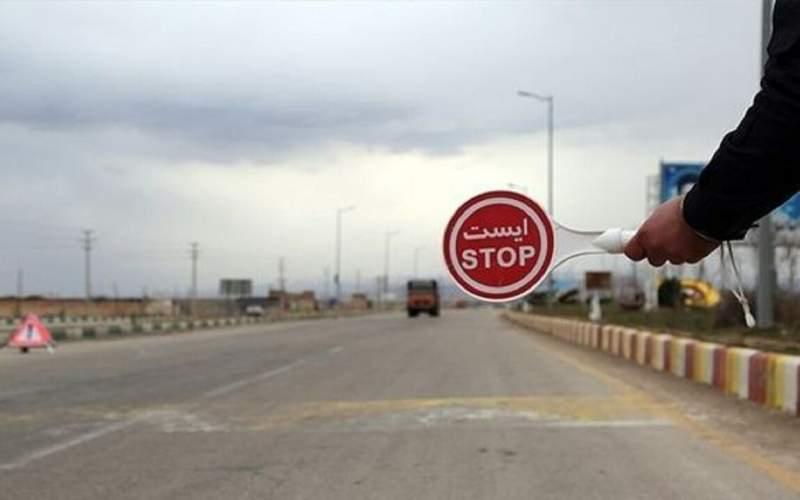 آمار پلیس از کاهش تردد در جادهها اعلام شد