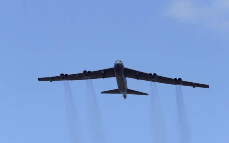 استقرار بمب افکنهای بی-۵۲ در خاورمیانه