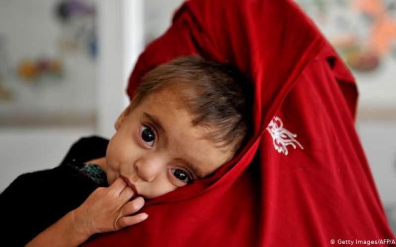 افزایش خطر قحطی در افغانستان