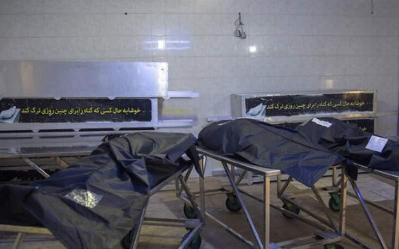 افزایش ۲ برابری آمار قربانیان کرونا در فارس