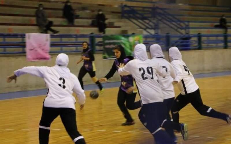 برنامه دور برگشت لیگ برتر هندبال زنان