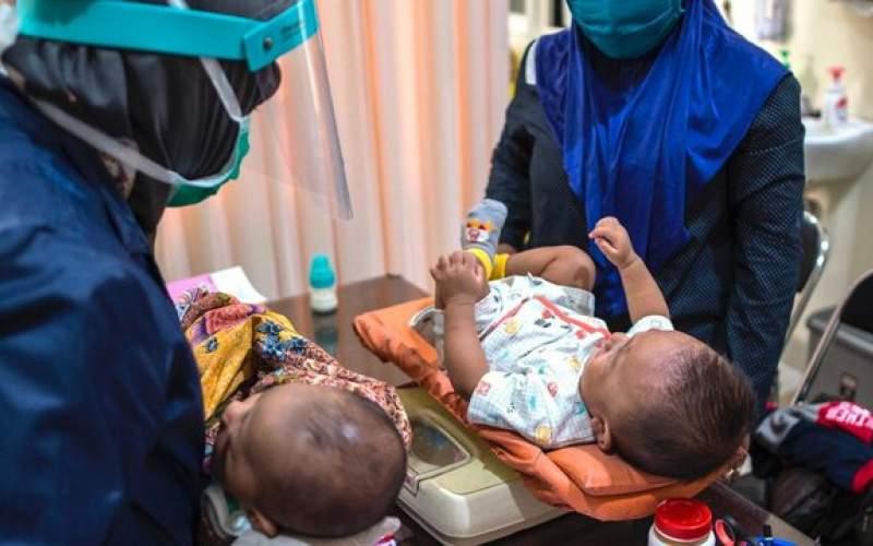 تولد ۴۷۷۰ نوزاد در شرایط کرونایی در بابل
