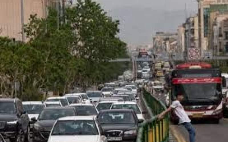 حجم ترافیک در پایتخت تغییر نکرده است