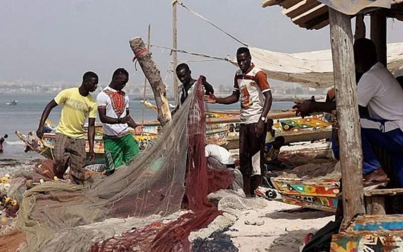 ظهوربیماری مرموزپوستی بین ماهیگیران سنگالی