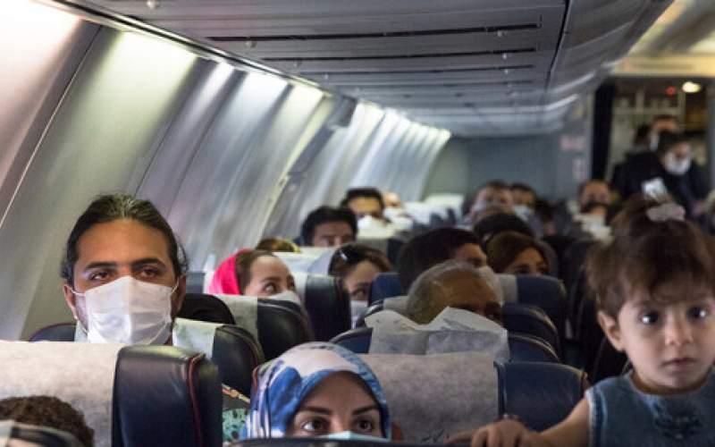 جزییات استعلام کروناییها برای صدوربلیت هواپیما