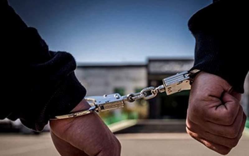 عاملان باندحفاری غیرمجاز درقزوین دستگیر شدند