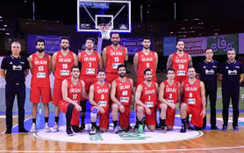 اسامی نهایی تیم ملی بسکتبال ایران اعلام شد
