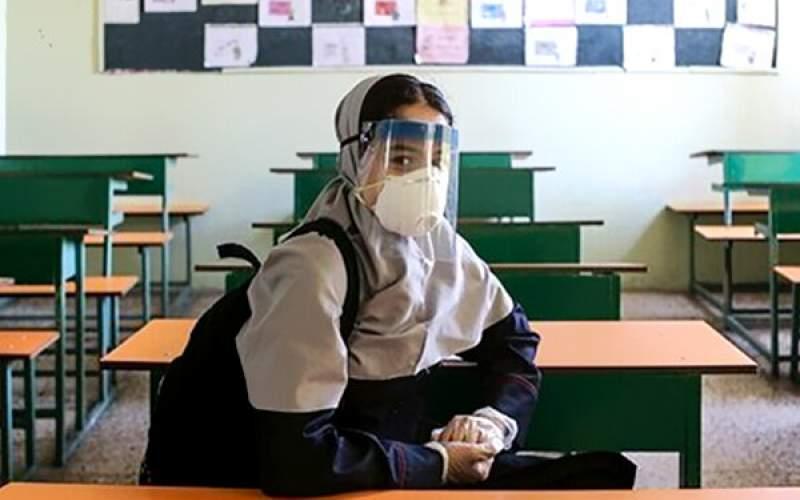 شیوع کرونا در کودکان بعد از بازگشایی مدارس